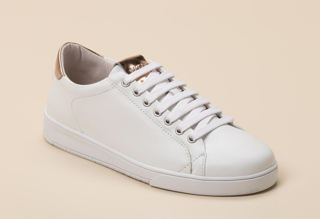 Blackstone Damen Sneaker in weiß kaufen   Zumnorde Online Shop