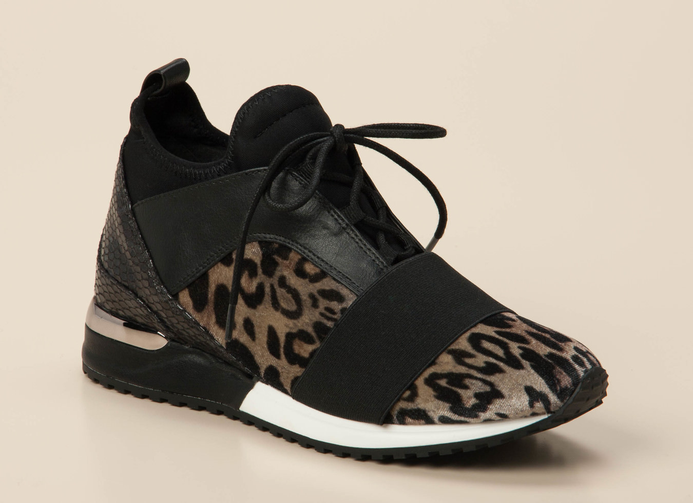 a31a4c4e0861a5 Ralph Harrison Damen Sneaker high in schwarz braun kaufen