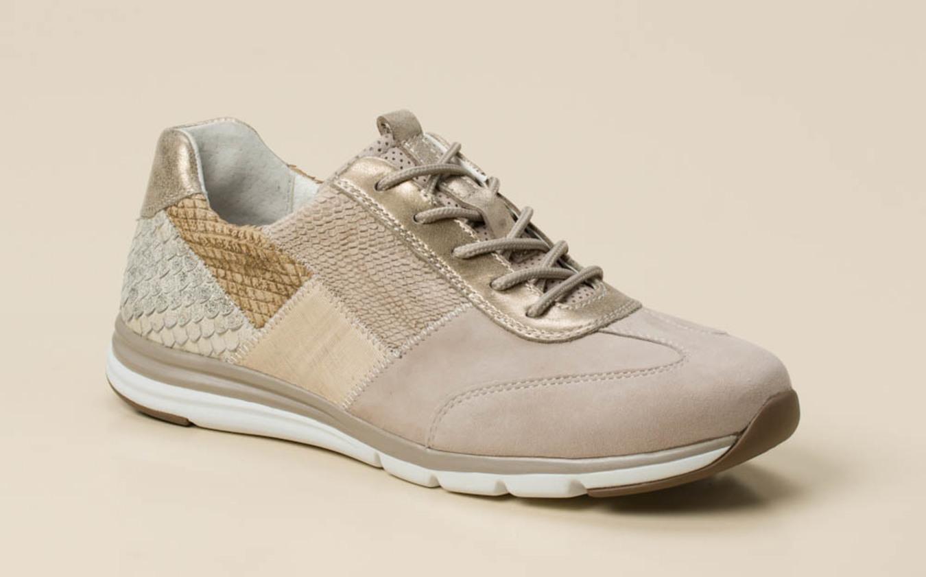 Gabor Comfort Damen Sneaker in beige kaufen   Zumnorde Online Shop