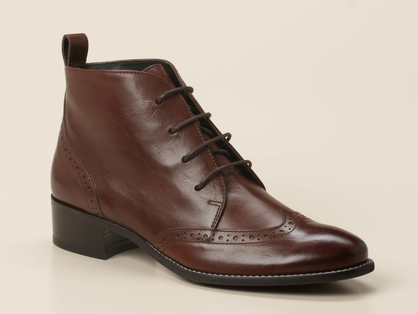 797c96554b86ff Paul Green Damen Stiefelette in cognac kaufen
