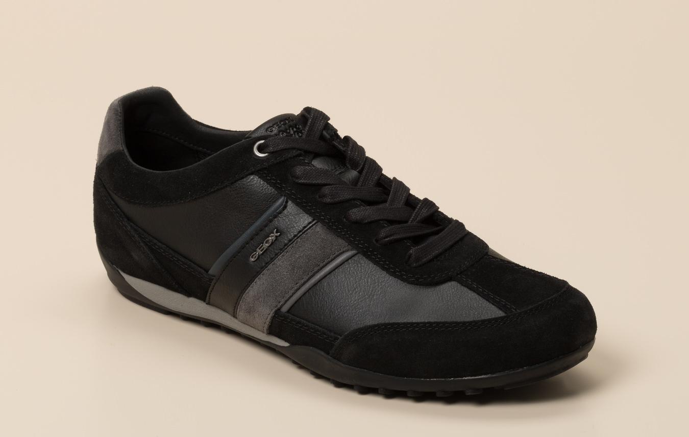 GEOX    Sneaker schwarz