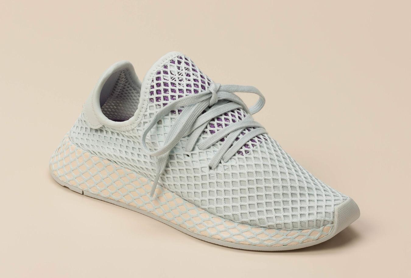 Adidas Damen Sneaker in hellblau kaufen   Zumnorde Online Shop