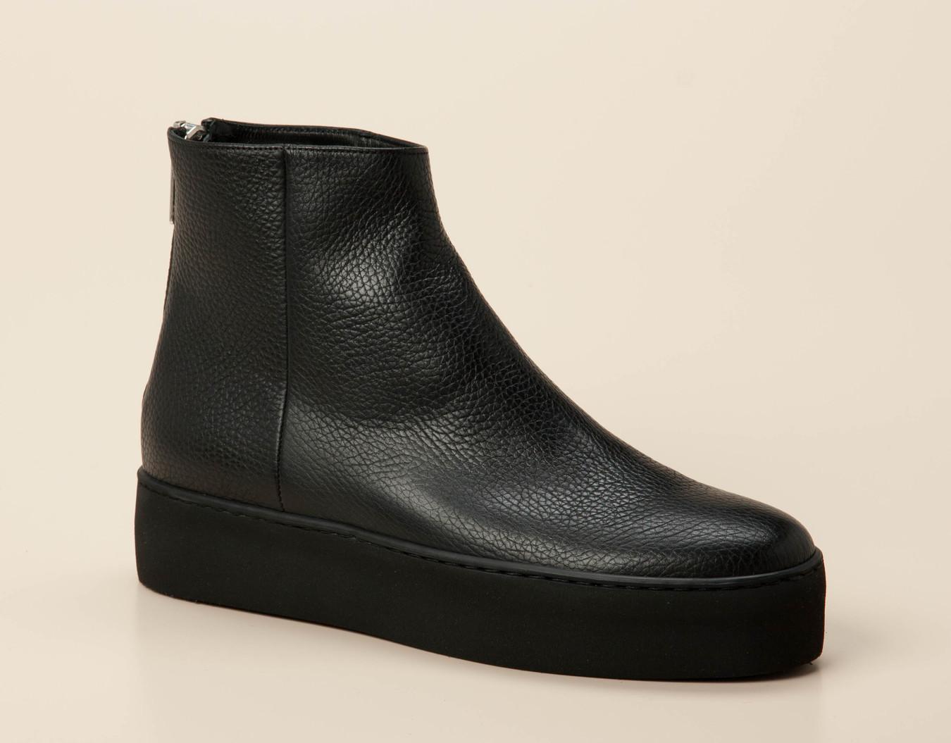 beb568c0f3e639 Konstantin Starke Damen Stiefelette in schwarz kaufen