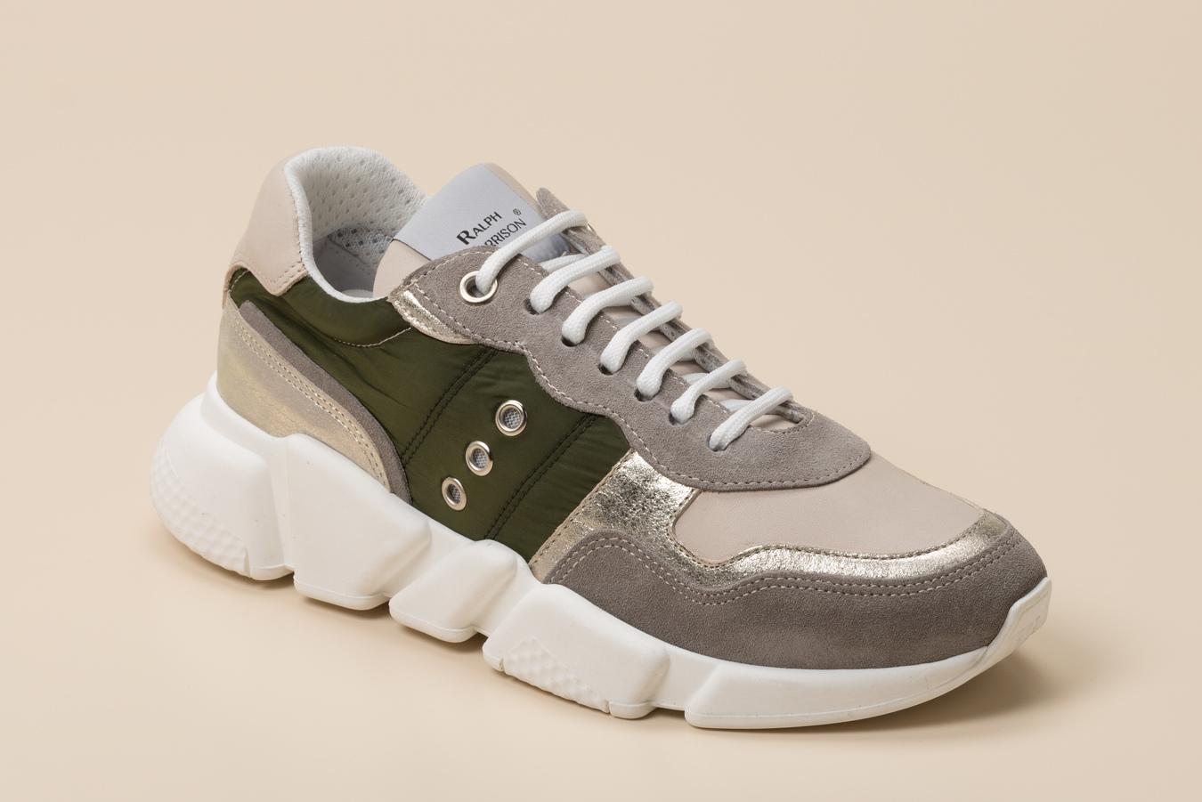 Ralph Harrison Damen Sneaker in beige kaufen | Zumnorde Online Shop