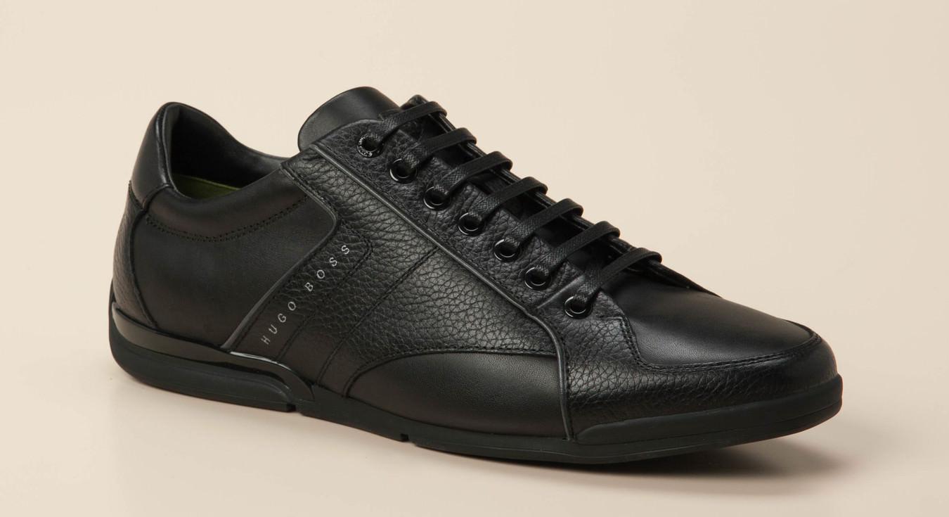 1b70f72dcba433 Hugo Boss Herren Sneaker in schwarz kaufen