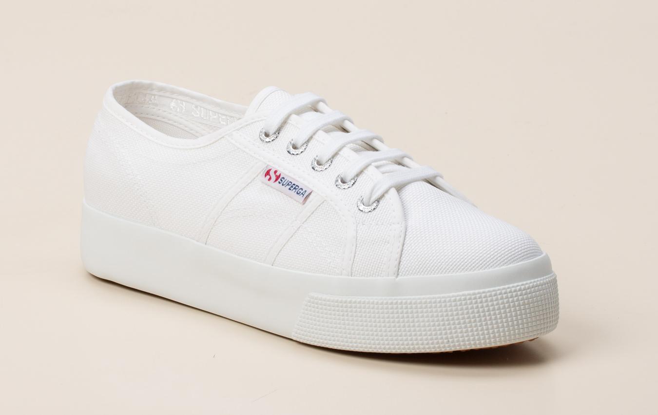 ungleich in der Leistung letzte Auswahl Kostenloser Versand Superga Damen Sneaker in weiß kaufen | Zumnorde Online-Shop