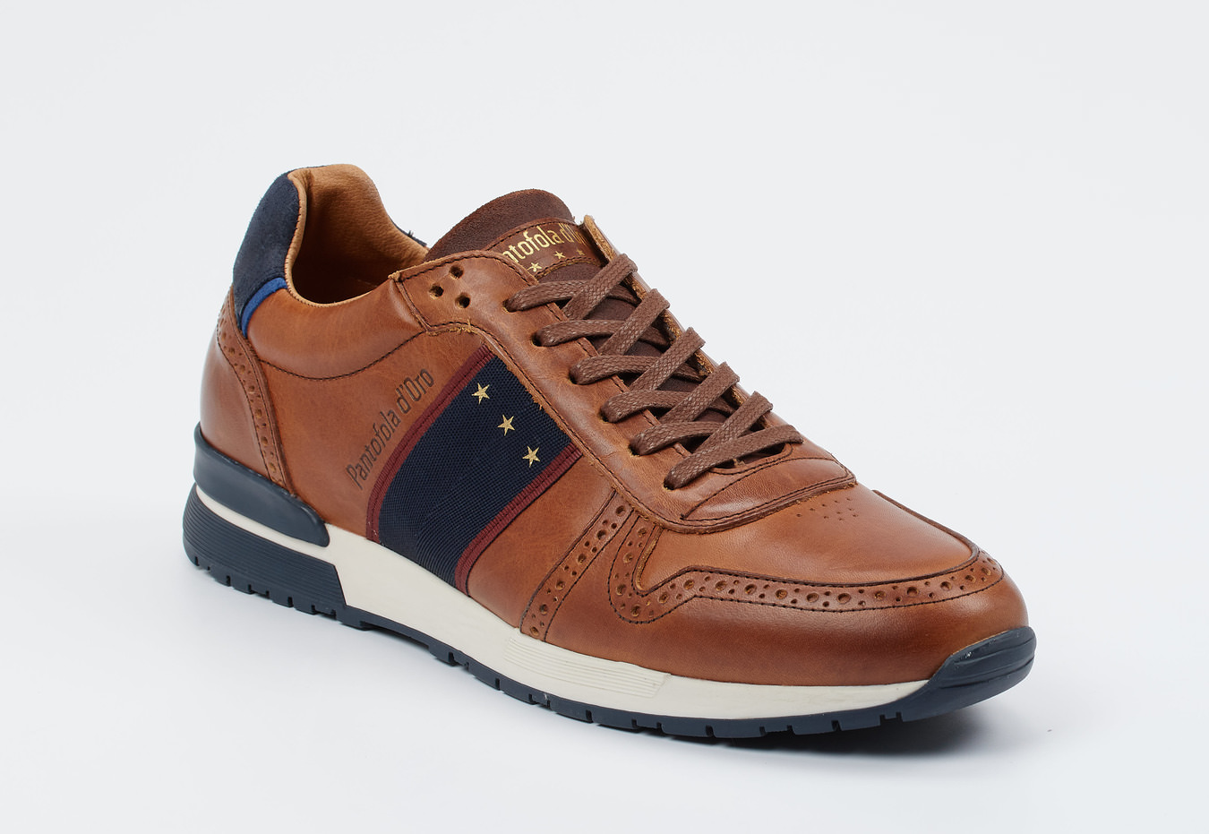 Pantofola d´oro Herren Sneaker in rot kaufen   Zumnorde