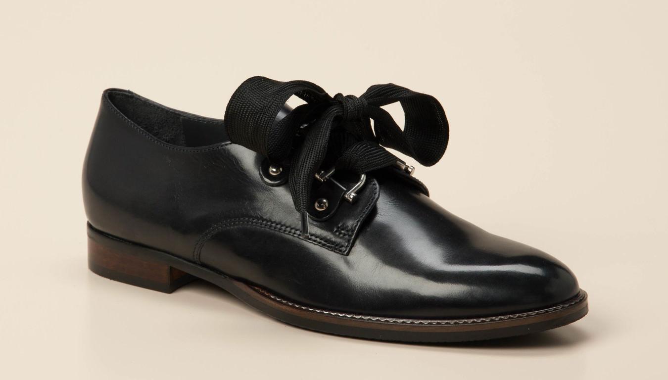 1ff4ef52ef Maripé Damen Schnürschuh in dunkelblau kaufen | Zumnorde Online-Shop