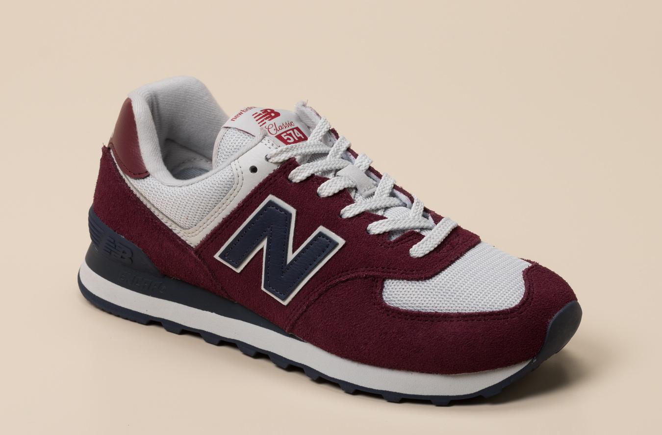 00d365c388 New Balance Herren Sneaker in rot kaufen | Zumnorde Online-Shop