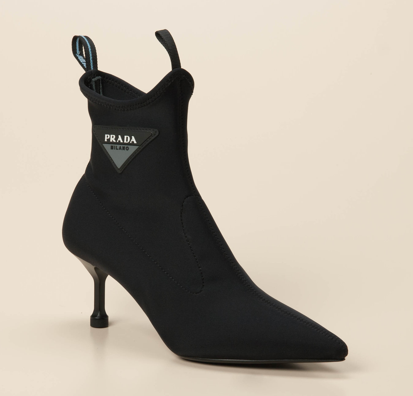 229a5e9fa3330 Prada Damen Stiefelette in schwarz kaufen