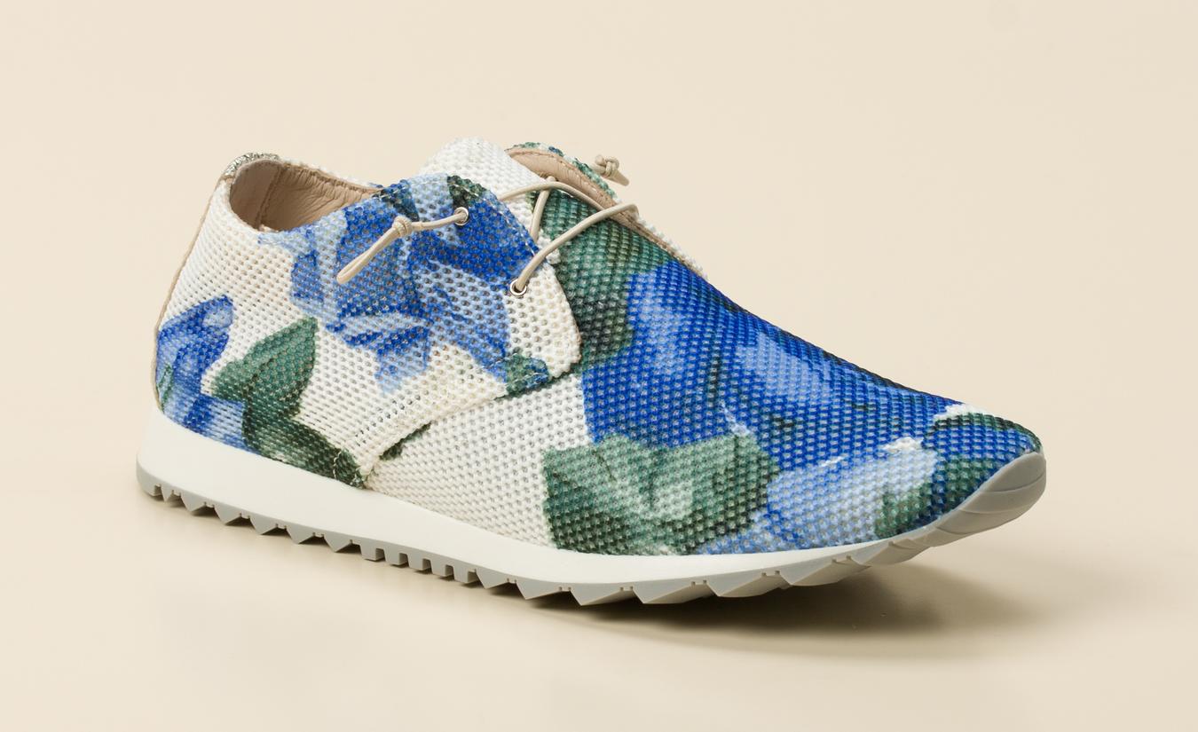 a3589185b984d4 Donna Carolina Damen Sneaker in multi kaufen