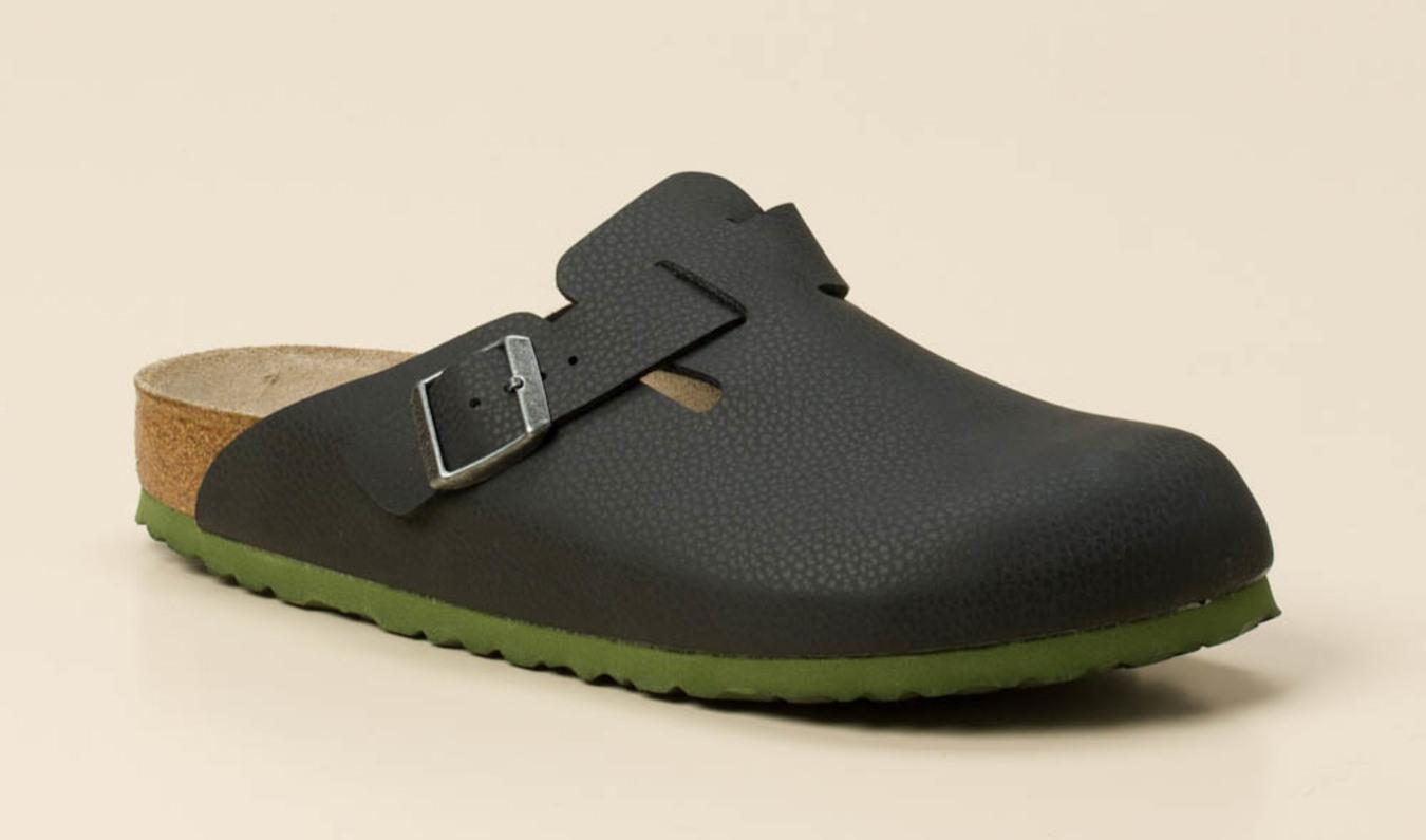 dcd64254a8ff68 Birkenstock Herren Pantolette Boston in schwarz kaufen