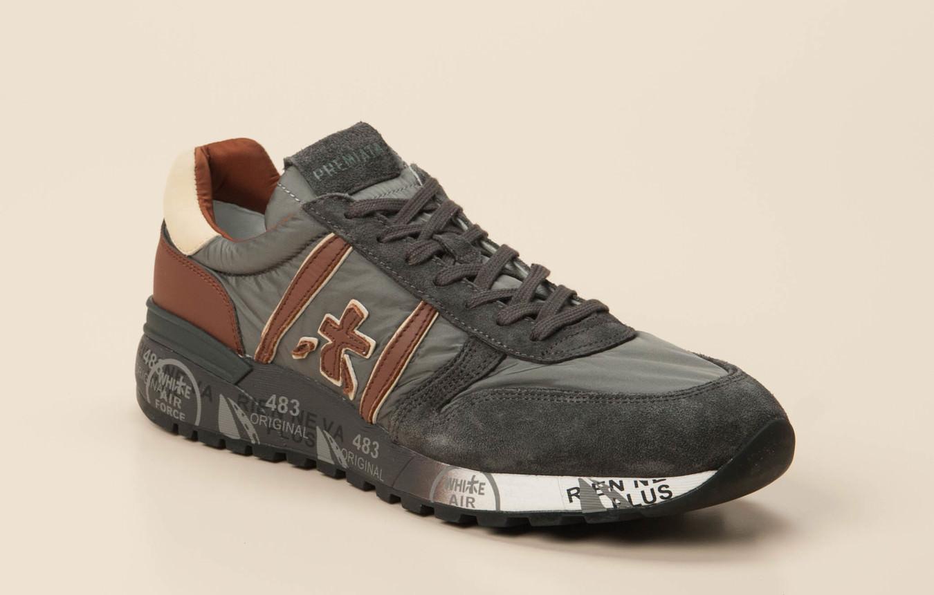 Premiata Herren Sneaker in grau kaufen | Zumnorde Online Shop