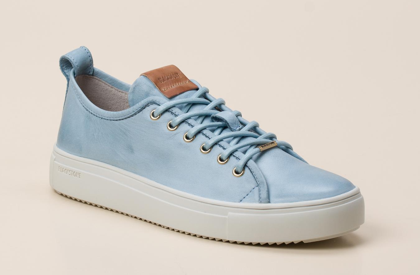 Blackstone Damen Sneaker in hellblau kaufen   Zumnorde Online Shop