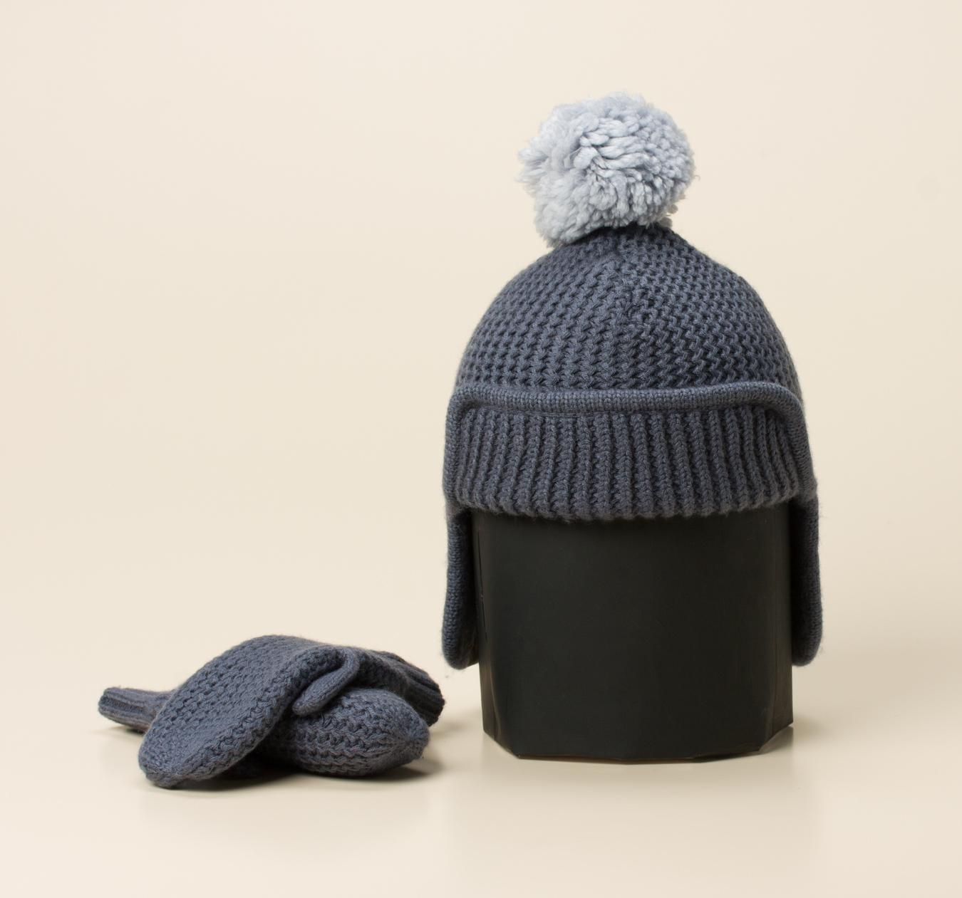 59553284a865a4 Kinder Mütze und Handschuhe (Set)