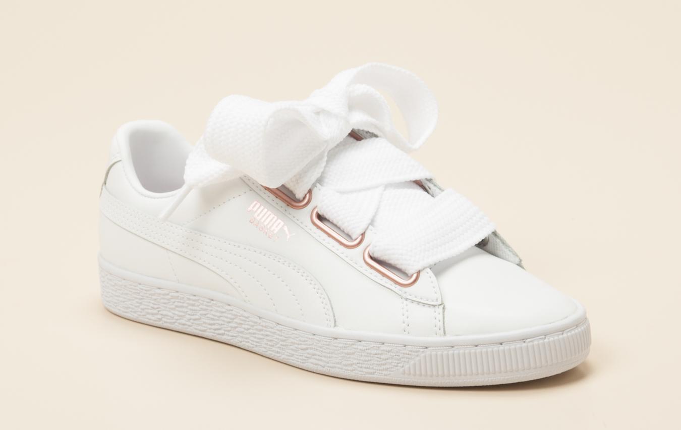 50% Preis schönen Glanz unverwechselbares Design Puma Damen Sneaker in weiß kaufen | Zumnorde Online-Shop