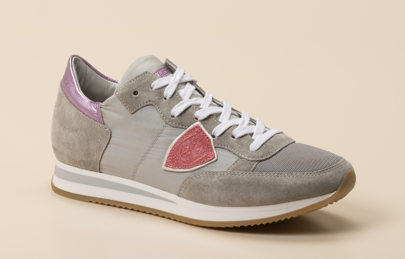 dd227f90d838b Philippe Model Paris Damen Sneaker in grau kaufen
