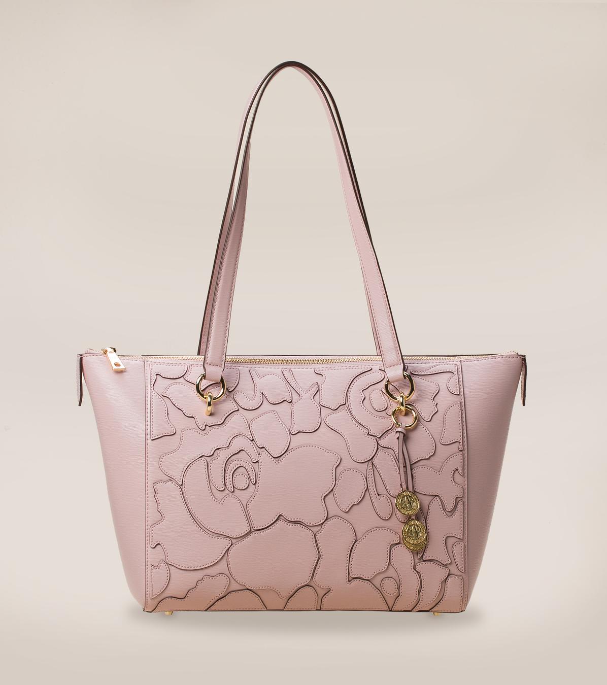 5ebffc9d9bdf3 DKNY Damen-Acces. Handtasche in Pink kaufen