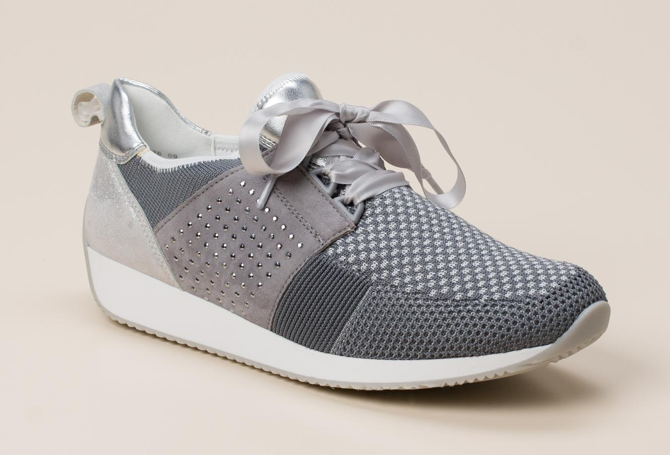 new concept 5b84d ff9ed Ara Damen Sneaker in silber kaufen | Zumnorde Online-Shop