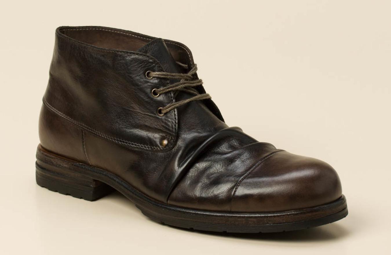 Shoto Herren Sneaker in dunkelbraun kaufen   Zumnorde Online Shop