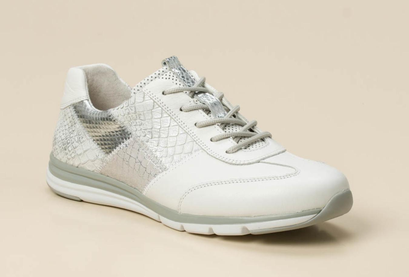 Weiße Gabor Comfort Sneaker & Turnschuhe günstig online