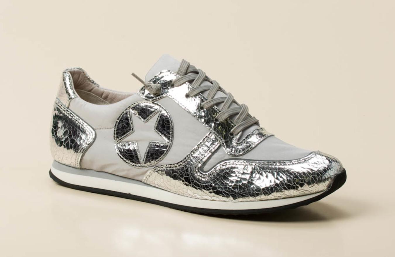 Kennel & Schmenger Damen Sneaker in silber kaufen | Zumnorde Online Shop