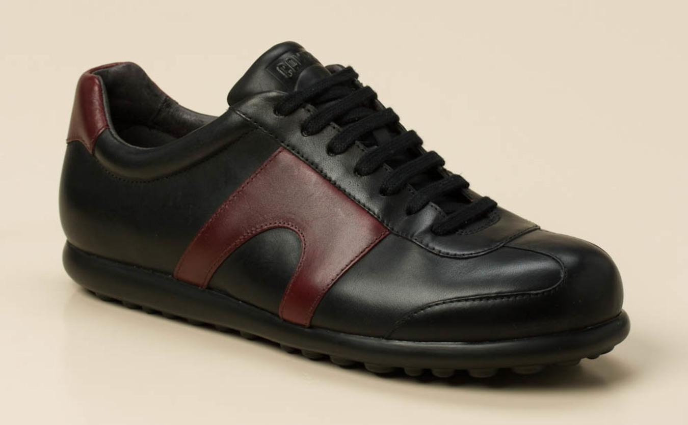 bf616099b3c468 Camper Herren Sneaker in schwarz kaufen