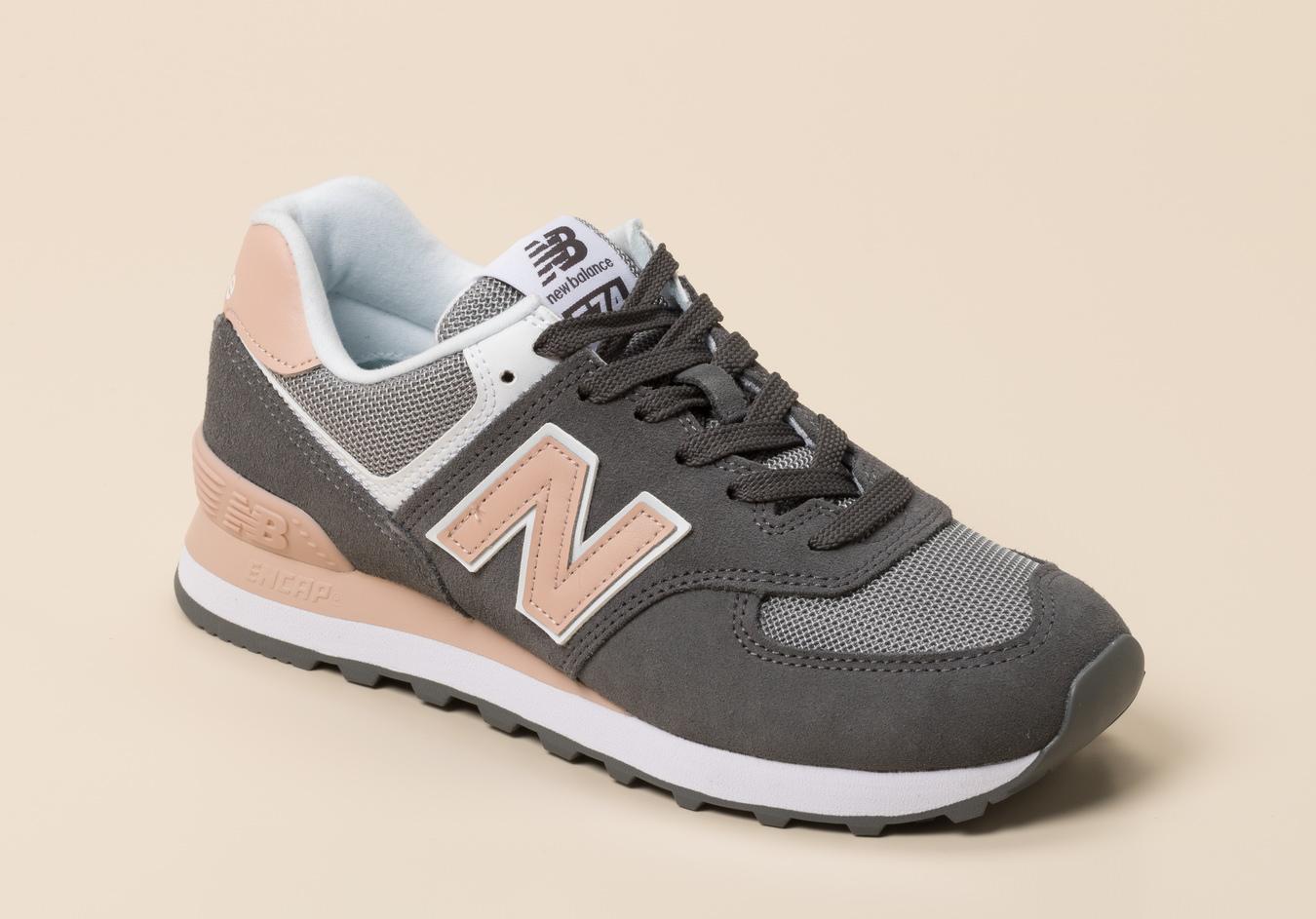 quality design 5df44 841e3 New Balance Damen Sneaker in grau kaufen   Zumnorde Online-Shop
