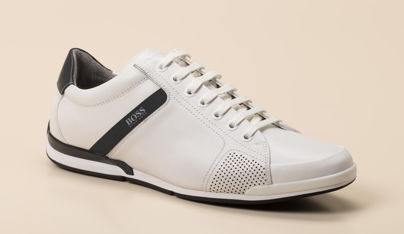 Hugo Boss Herren Sneaker in weiß kaufen | Zumnorde Online Shop