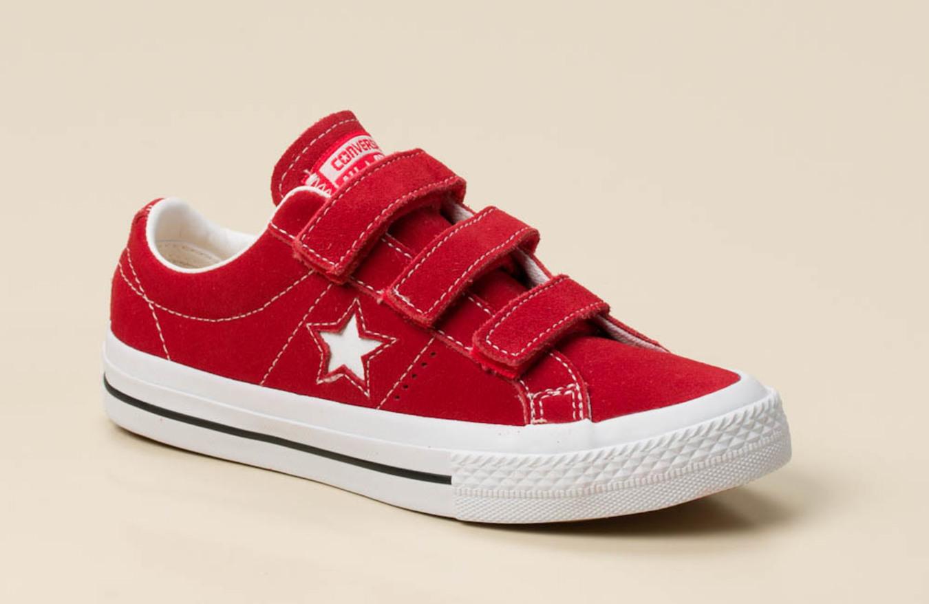Rote Converse Schuhe online shoppen | Versandkostenfrei bei