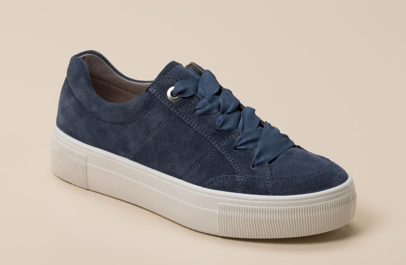 Gabor | Florenz | Sneaker blau | ocean | Müller das Schuhhaus