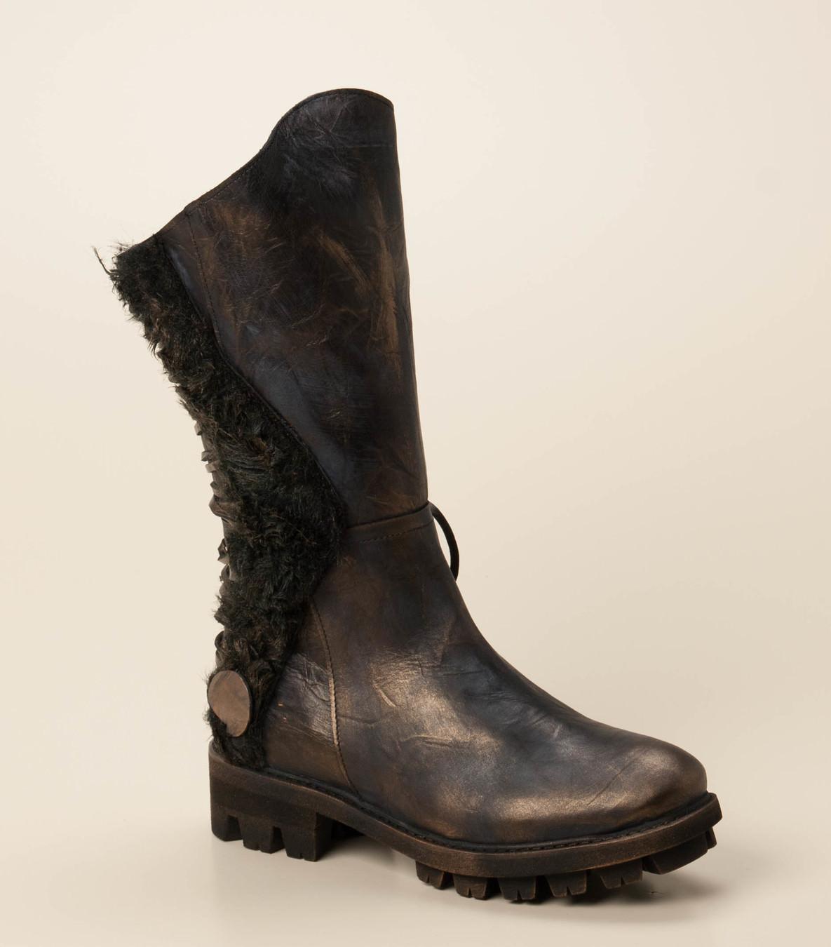 ffaddc667c8f4d Papucei Damen Stiefel in bronze kaufen