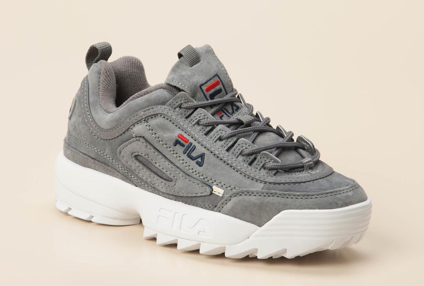 Fila Damen Sneaker in grau kaufen | Zumnorde Online-Shop