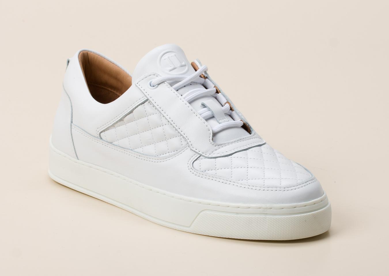 0ca09ee6bb7116 Leandro Lopes Herren Sneaker in weiß kaufen
