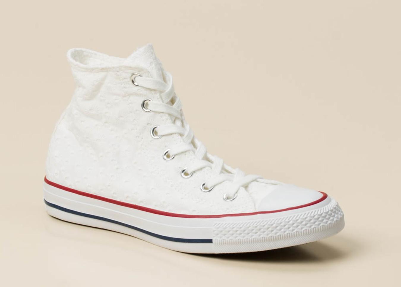 Converse Damen Sneaker high in weiß kaufen | Zumnorde Online