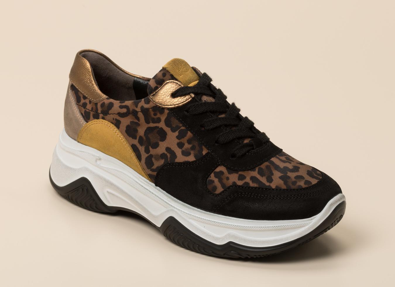 watch 30def 62e5e Paul Green Damen Sneaker in braun kaufen | Zumnorde Online-Shop