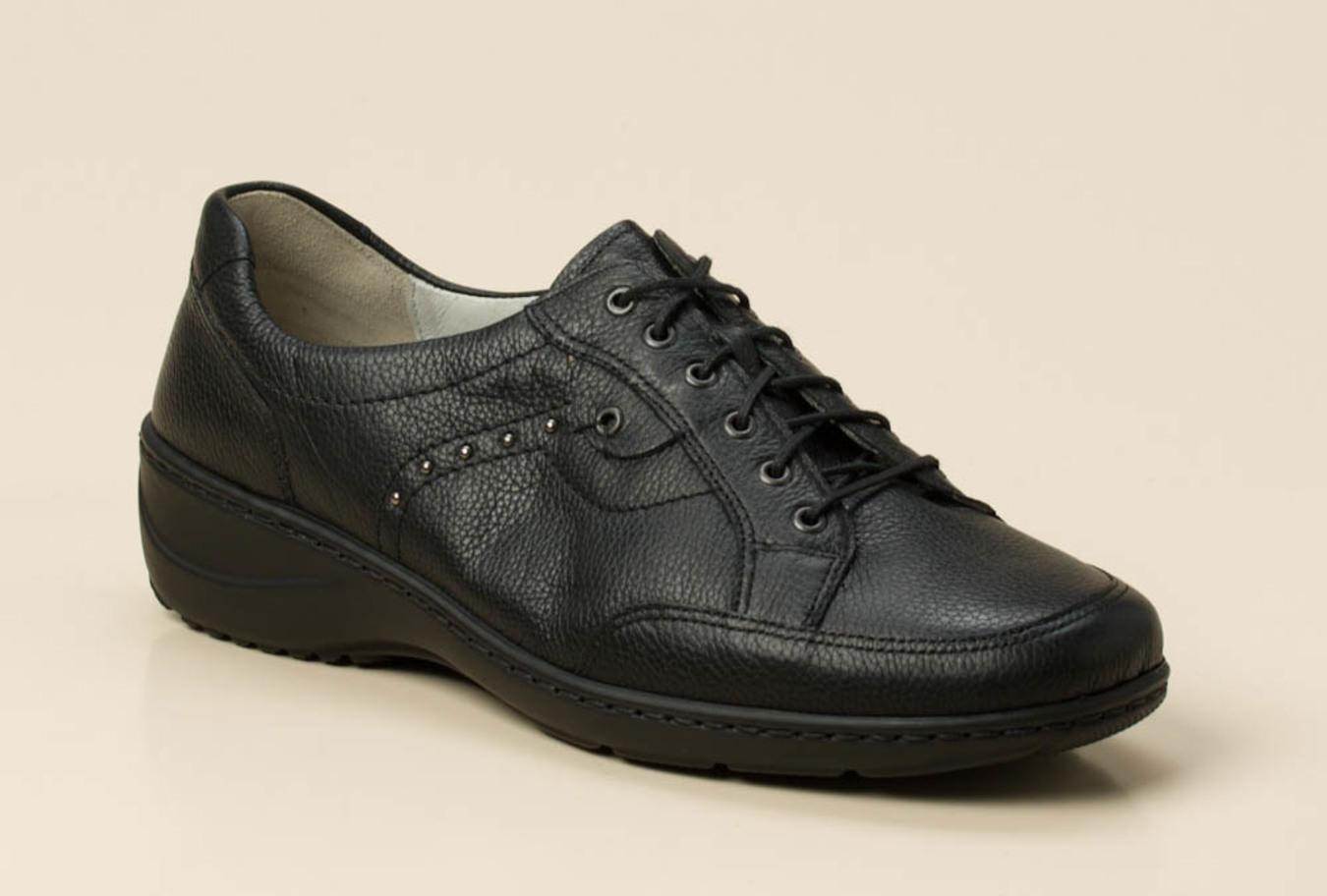 Waldläufer Damen Sneaker in schwarz kaufen   Zumnorde Online Shop
