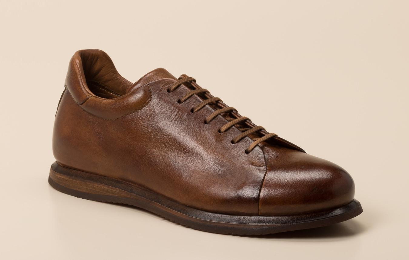 ec57ecd94f08e Shoto Herren Sneaker in cognac kaufen | Zumnorde Online-Shop