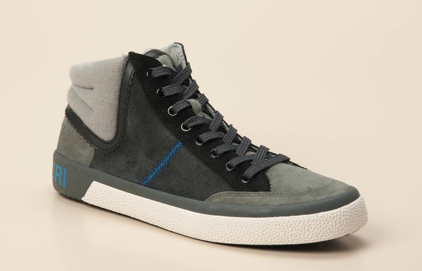 Napapijri Herren Sneaker in dunkelgrau kaufen | Zumnorde Online Shop