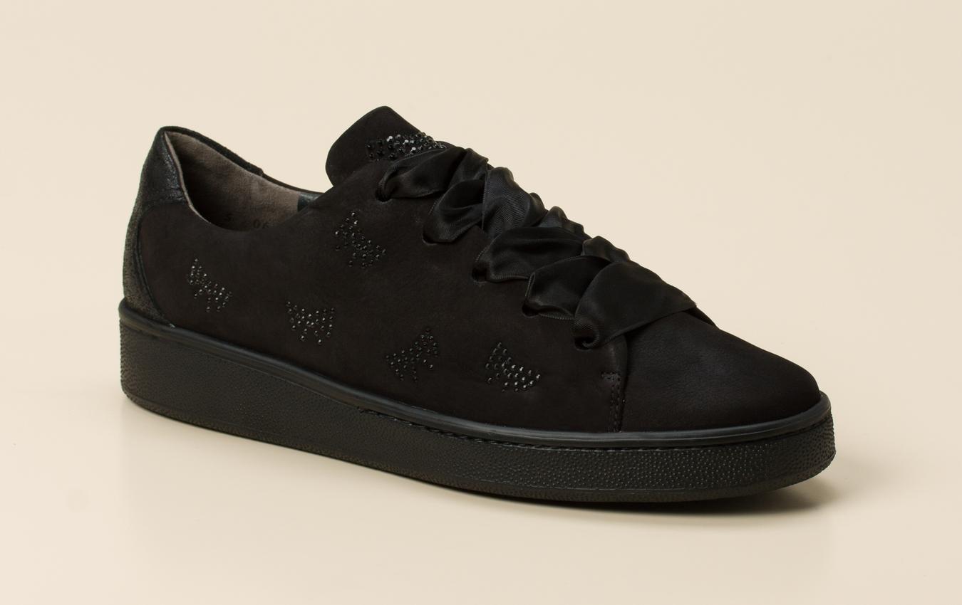 d5aace7975f021 Paul Green Damen Sneaker in schwarz kaufen
