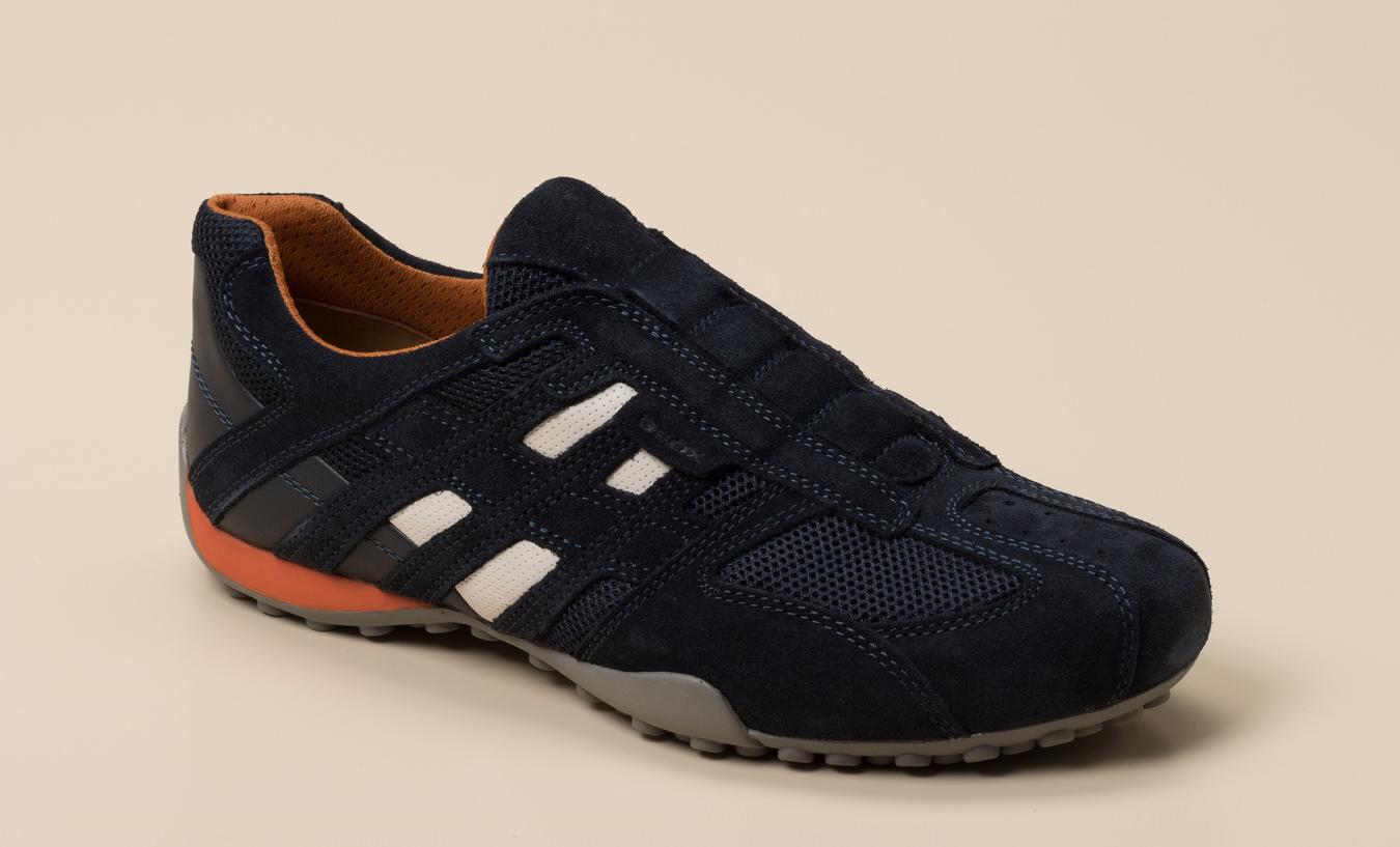 Geox Herren Sneaker in dunkelblau kaufen | Zumnorde Online Shop