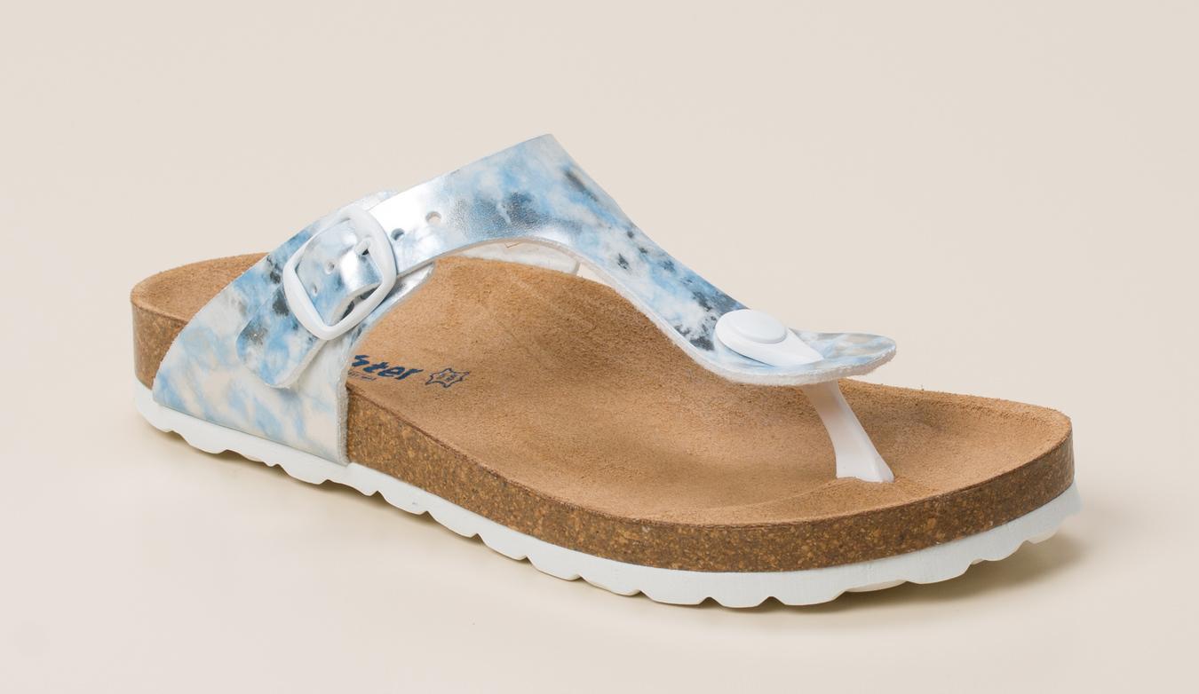 buy popular a9a94 6fa49 Zehentrenner-Sandale