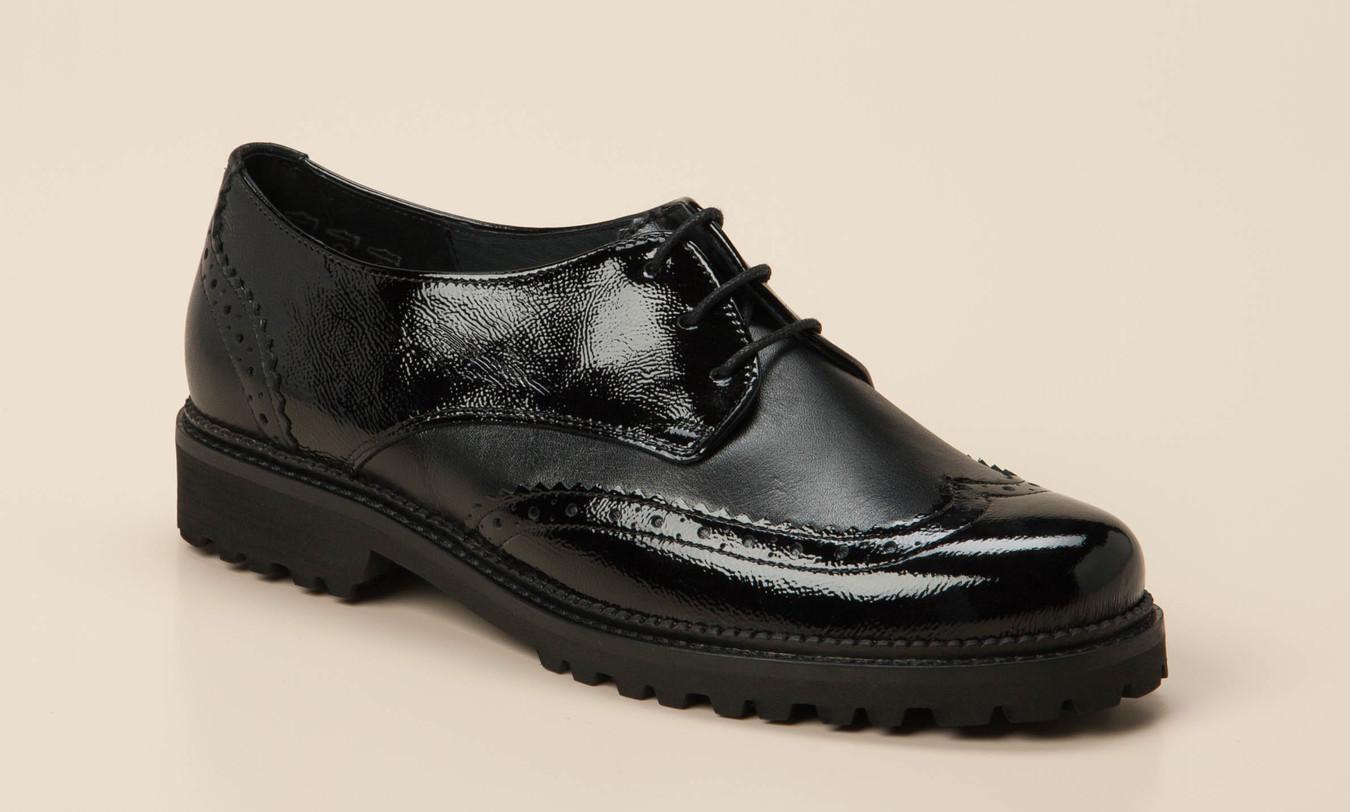 1d0578a5cefab8 Christian Dietz Damen Schnürschuh in schwarz kaufen