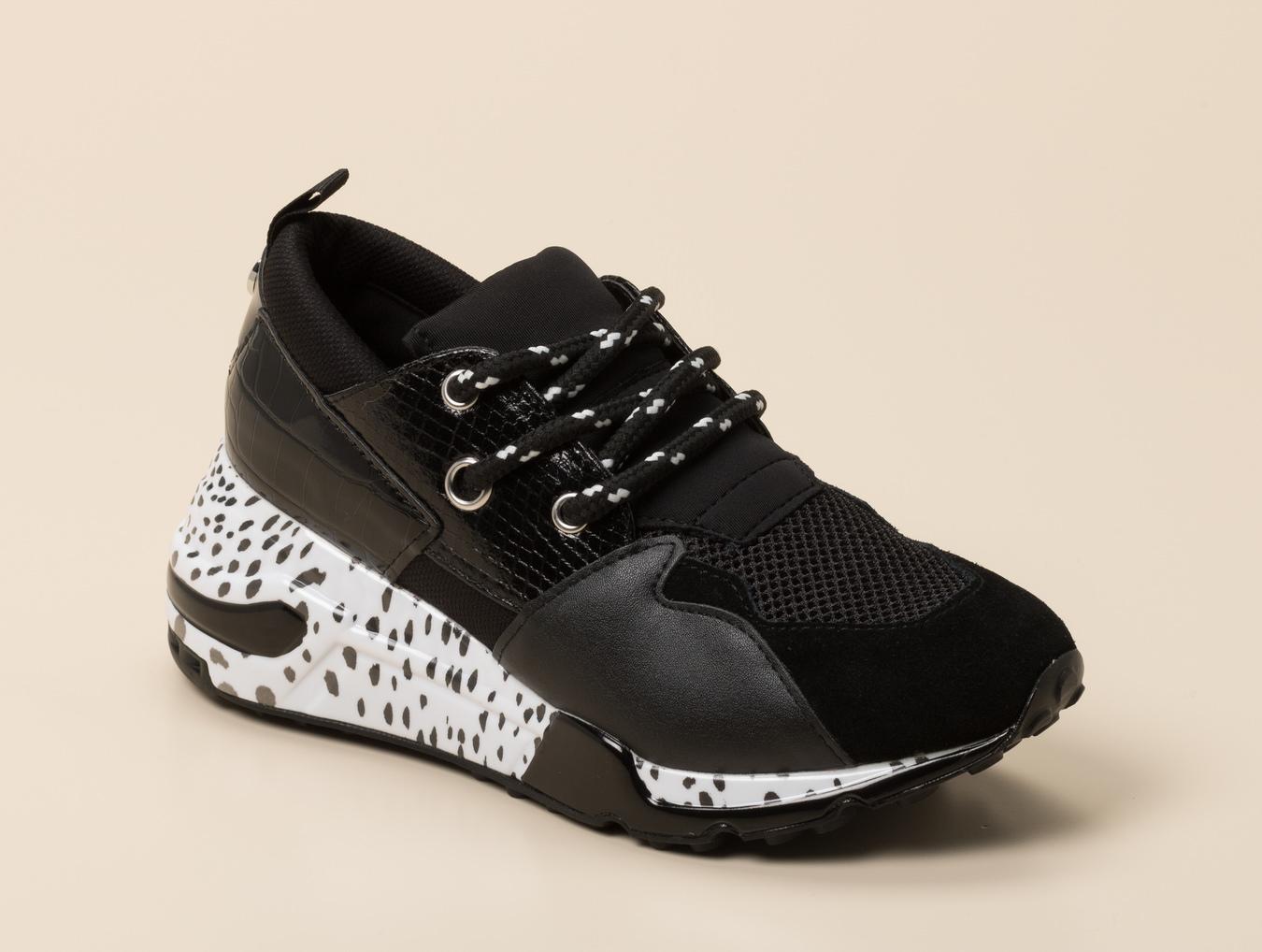 Steve Madden Damen Sneaker in schwarz kaufen | Zumnorde Online Shop