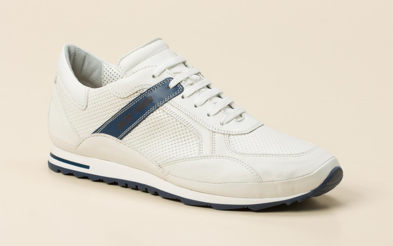 6a987ebabe1645 Galizio Torresi Herren Sneaker in weiß kaufen