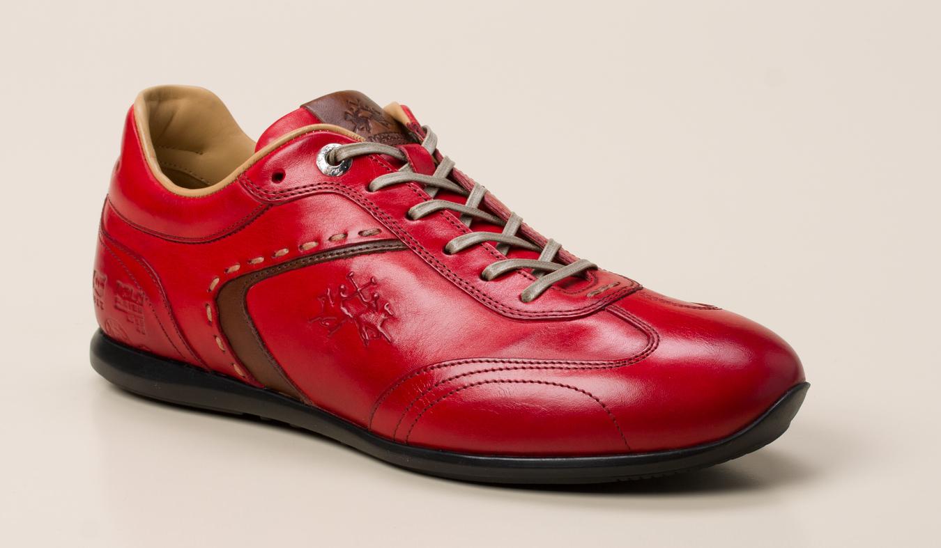 58dfc90b71c4a9 La Martina Herren Sneaker in rot kaufen