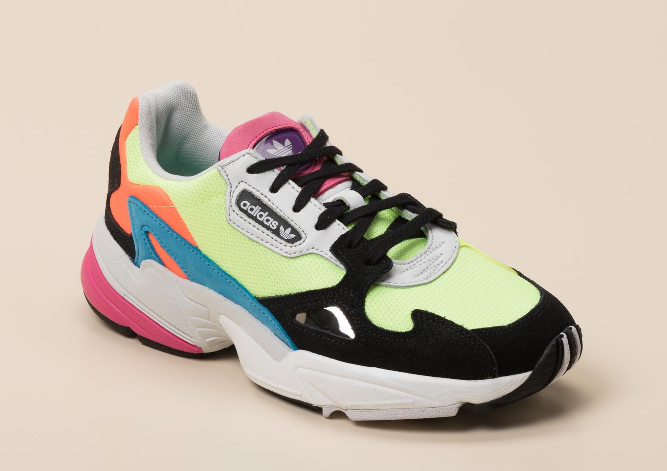 da41f427ec19d7 Adidas Damen Sneaker in multi bunt kaufen