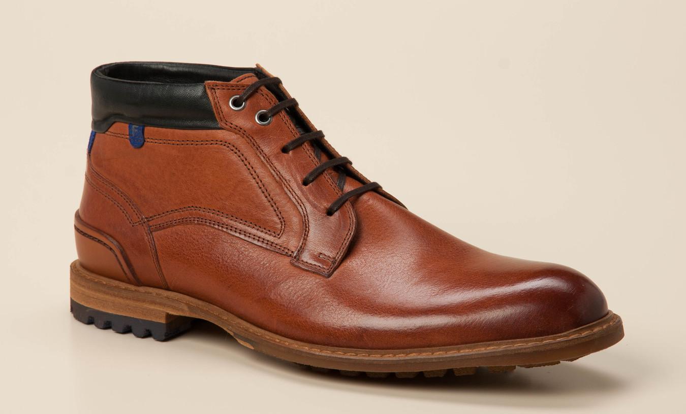 Beste Angebote van Bommel Desert Boots Herren Braun
