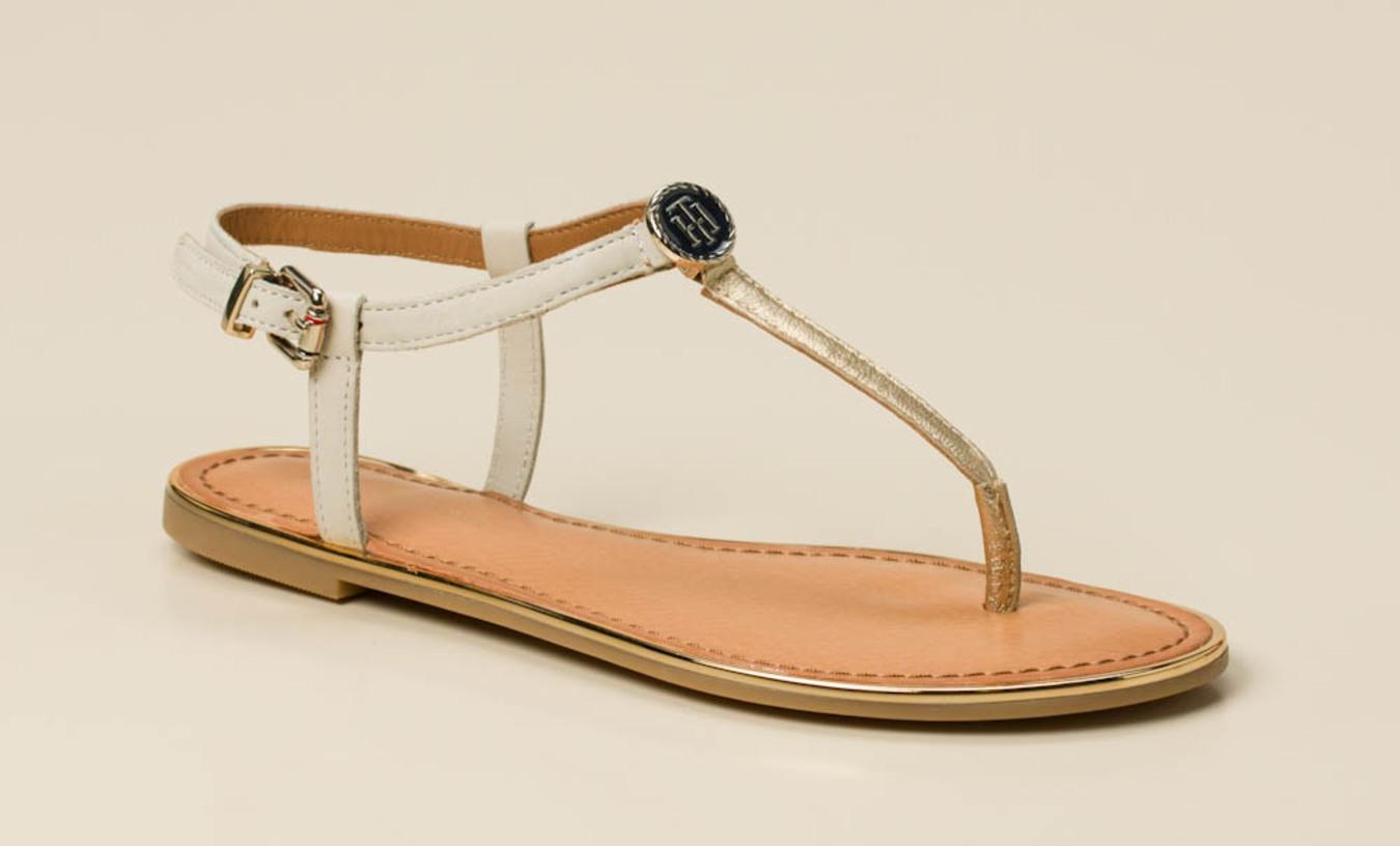 buy popular bb633 00c7f Zehentrenner-Sandale