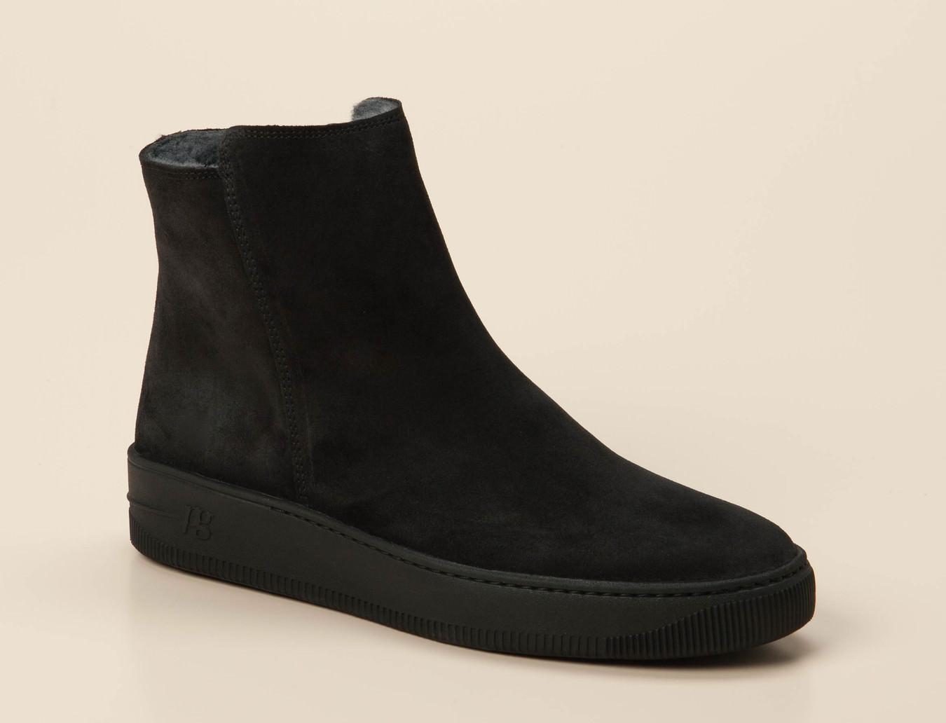 53633cd6fd8748 Paul Green Damen Stiefelette in schwarz kaufen
